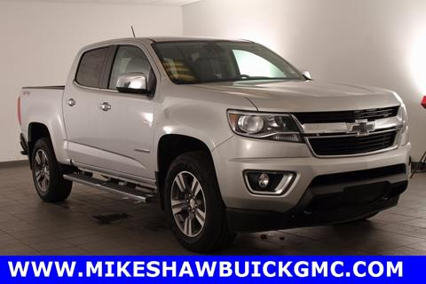 2016 Chevrolet Colorado for sale in Colorado Springs, CO