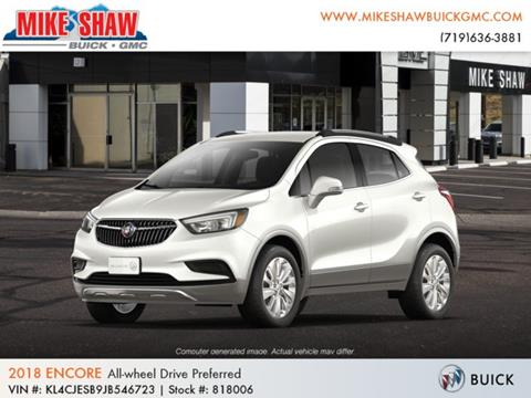 2018 Buick Encore for sale in Colorado Springs, CO