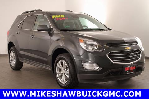 2017 Chevrolet Equinox for sale in Colorado Springs, CO