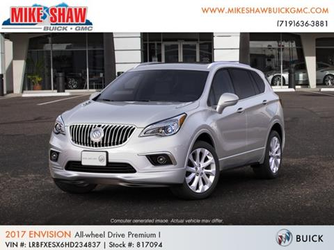 2017 Buick Envision for sale in Colorado Springs CO