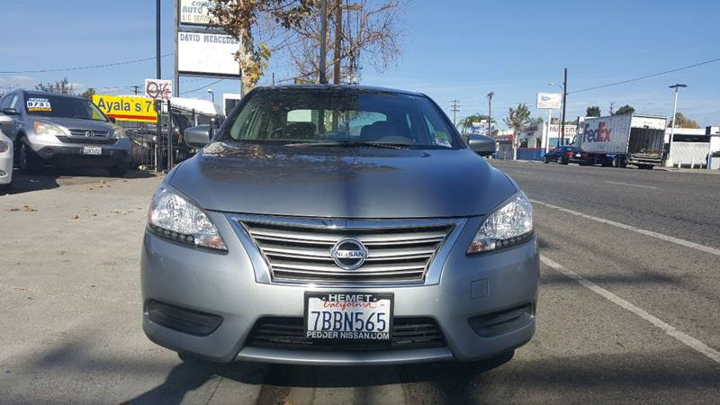 2013 Nissan Sentra For Sale At Ayalau0027s 71 Auto Wholesale In Reseda CA