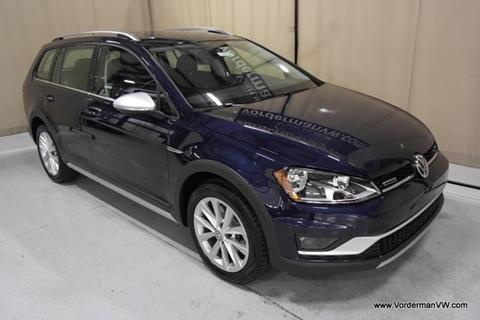2017 Volkswagen Golf Alltrack for sale in Fort Wayne, IN