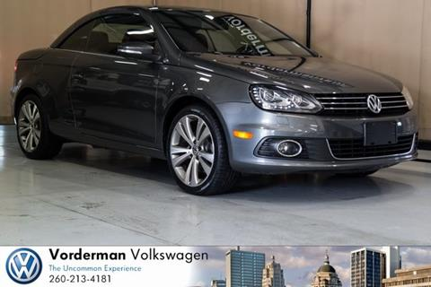 2013 Volkswagen Eos for sale in Fort Wayne, IN