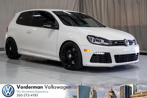 2013 Volkswagen Golf R for sale in Fort Wayne, IN