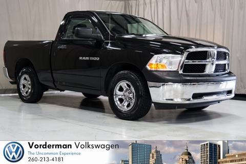 2011 RAM Ram Pickup 1500 for sale in Fort Wayne, IN