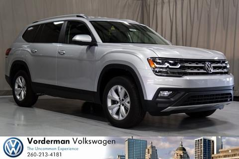 2018 Volkswagen Atlas for sale in Fort Wayne, IN