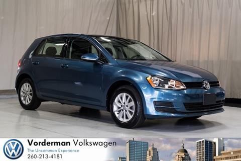 2015 Volkswagen Golf for sale in Fort Wayne, IN