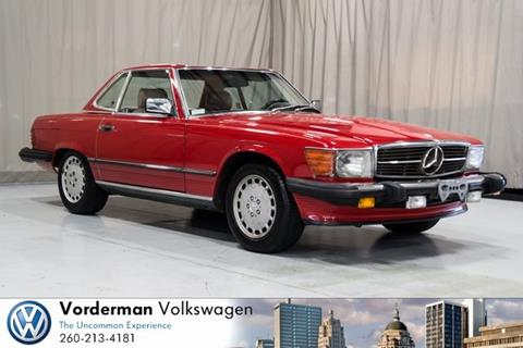 1989 Mercedes-Benz 560-Class for sale in Fort Wayne, IN