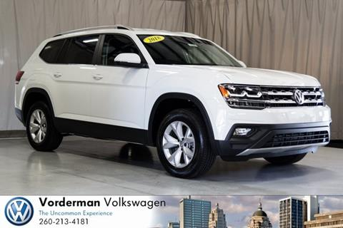 2018 Volkswagen Atlas for sale in Fort Wayne, IN