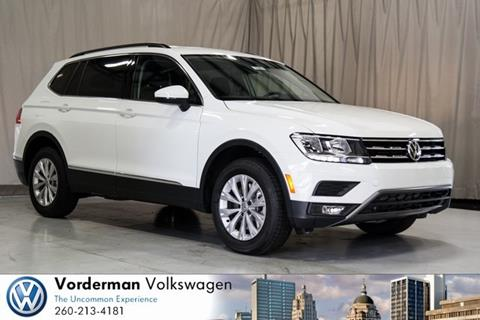2018 Volkswagen Tiguan for sale in Fort Wayne, IN