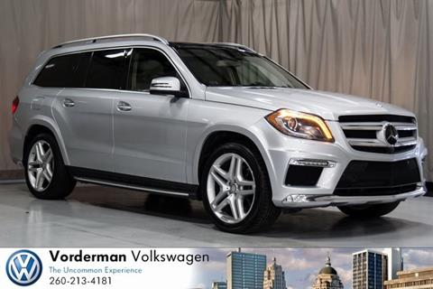 2015 Mercedes-Benz GL-Class for sale in Fort Wayne, IN