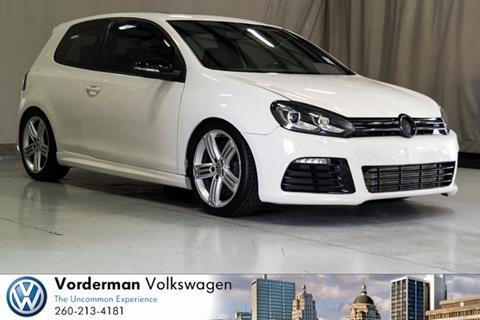 2012 Volkswagen Golf R for sale in Fort Wayne, IN