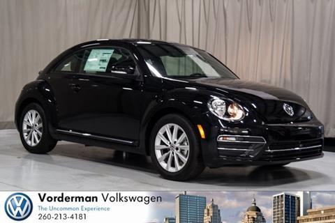 2017 Volkswagen Beetle for sale in Fort Wayne, IN