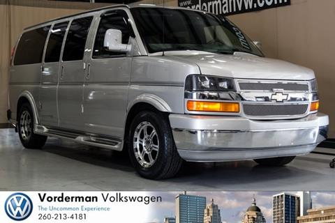 2011 Chevrolet Express Cargo for sale in Fort Wayne, IN