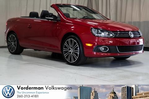 2014 Volkswagen Eos for sale in Fort Wayne, IN
