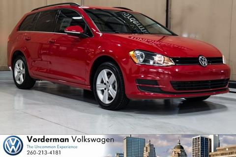 2015 Volkswagen Golf SportWagen for sale in Fort Wayne, IN