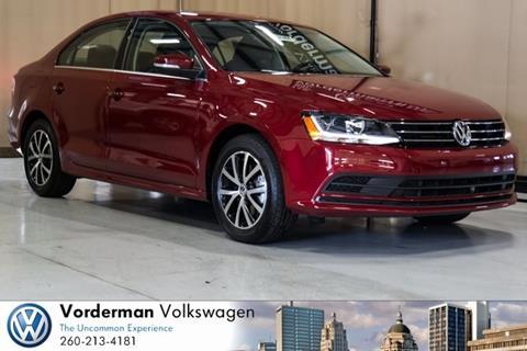 2017 Volkswagen Jetta for sale in Fort Wayne, IN