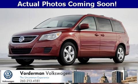 2009 Volkswagen Routan for sale in Fort Wayne, IN