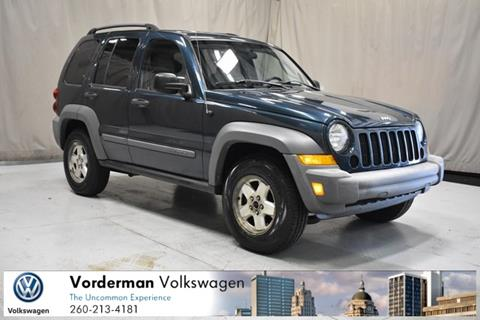 2005 Jeep Liberty for sale in Fort Wayne, IN