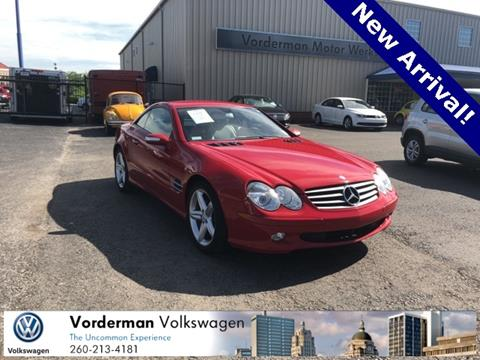 2006 Mercedes-Benz SL-Class for sale in Fort Wayne, IN