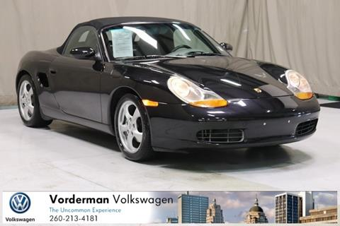 2002 Porsche Boxster for sale in Fort Wayne, IN
