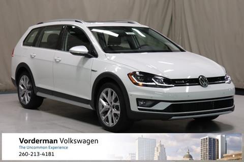 2019 Volkswagen Golf Alltrack for sale in Fort Wayne, IN