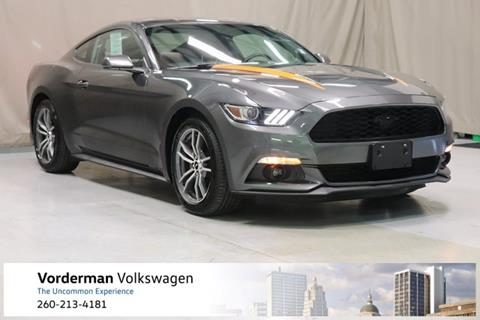 2016 Ford Mustang for sale in Fort Wayne, IN