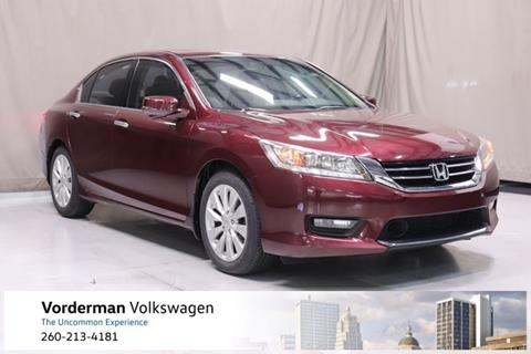 2014 Honda Accord for sale in Fort Wayne, IN