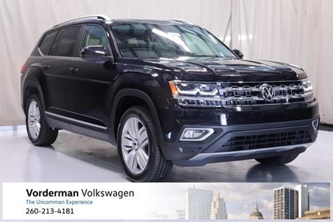 2019 Volkswagen Atlas for sale in Fort Wayne, IN