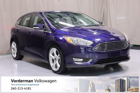 2016 Ford Focus for sale in Fort Wayne, IN