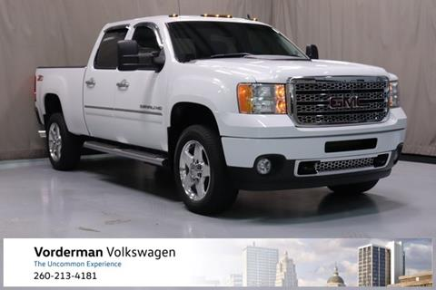 2014 GMC Sierra 2500HD for sale in Fort Wayne, IN