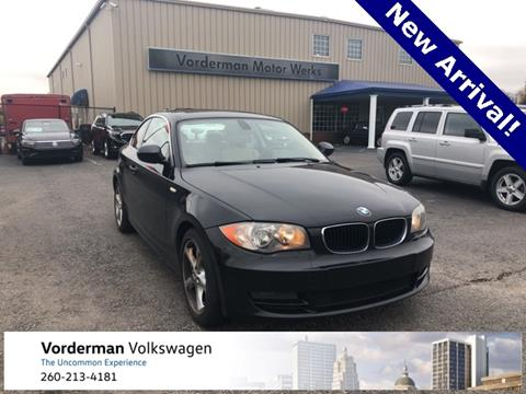 2011 BMW 1 Series for sale in Fort Wayne, IN