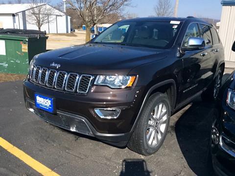 2017 Jeep Grand Cherokee for sale in Barneveld WI