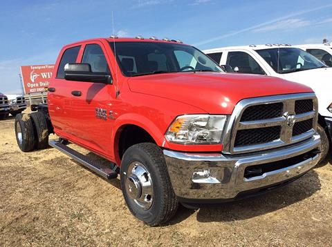 2017 RAM Ram Chassis 3500 for sale in Barneveld WI