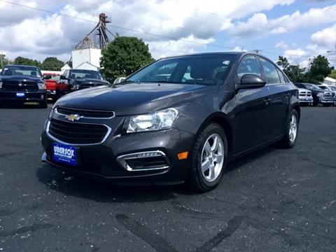 2015 Chevrolet Cruze for sale in Barneveld WI