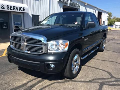 2008 Dodge Ram Pickup 1500 for sale in Barneveld, WI