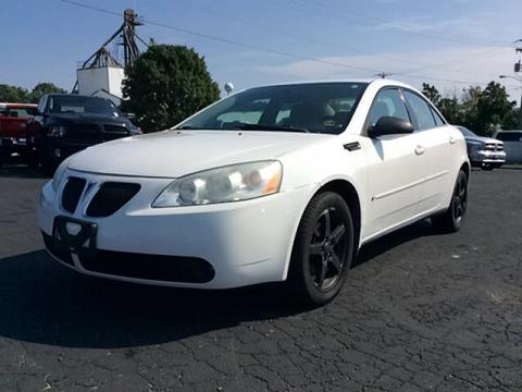 2007 Pontiac G6 for sale in Barneveld WI
