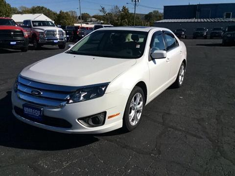 2012 Ford Fusion for sale in Barneveld, WI