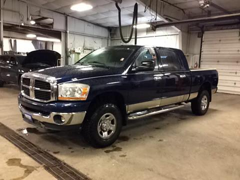 2006 Dodge Ram Pickup 2500 for sale in Barneveld WI
