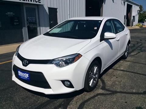 2014 Toyota Corolla for sale in Barneveld WI