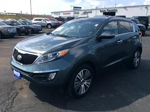 2015 Kia Sportage for sale in Barneveld, WI