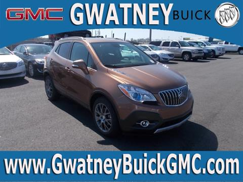 2016 Buick Encore for sale in North Little Rock, AR