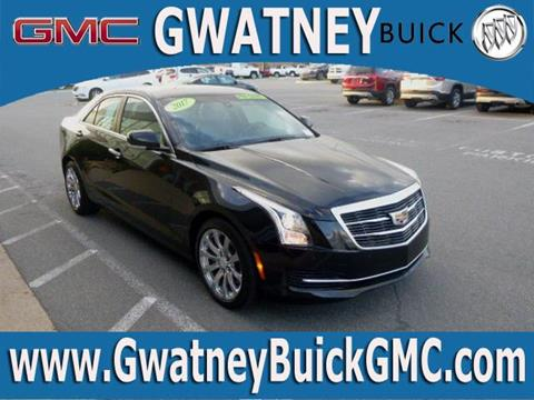 2017 Cadillac ATS for sale in North Little Rock, AR