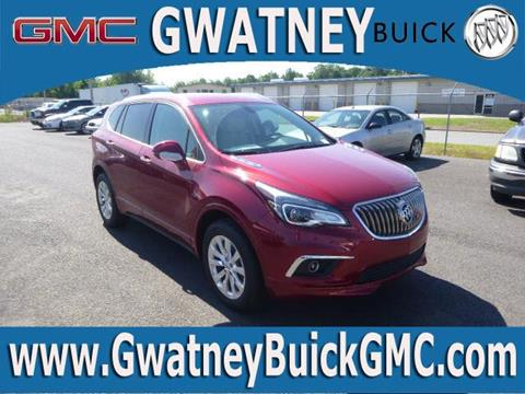 2017 Buick Envision for sale in North Little Rock AR
