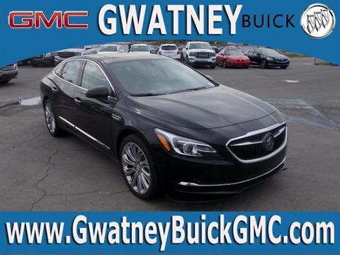 2017 Buick LaCrosse for sale in North Little Rock AR