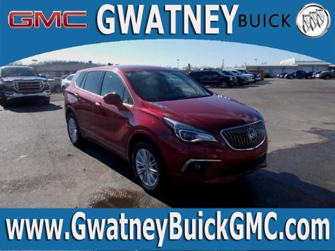 2017 Buick Envision for sale in North Little Rock, AR