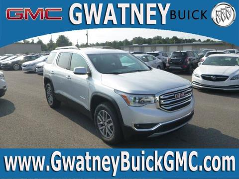 2018 GMC Acadia for sale in North Little Rock, AR