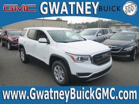 2018 GMC Acadia for sale in North Little Rock AR