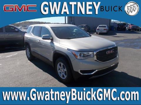 2017 GMC Acadia for sale in North Little Rock AR