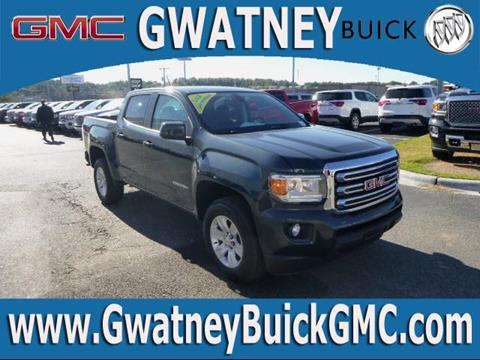 2017 GMC Canyon for sale in North Little Rock AR